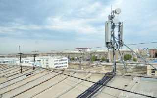 Вышка телефонной сотовой связи