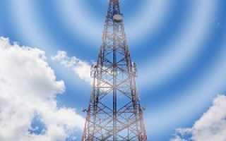 Разрешение на установку вышки сотовой связи