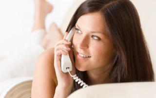 Международные тарифы ростелеком на домашний телефон
