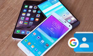 Как синхронизировать контакты гугл с телефоном